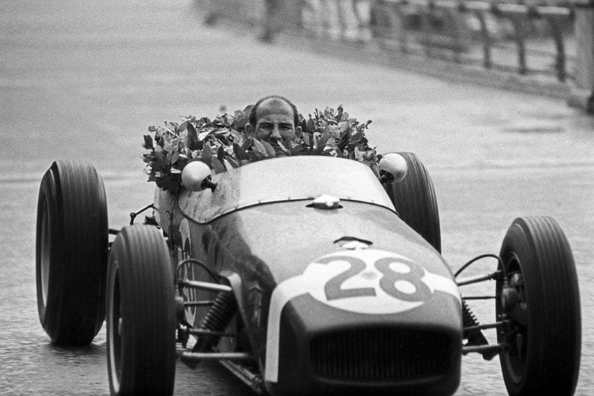 Lotus reminisces, celebrates first Formula 1 win