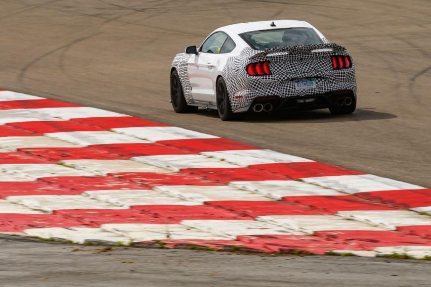 Mustang Mach 1 to return soon