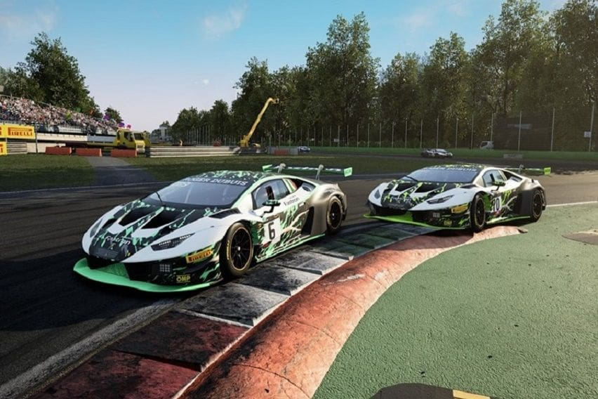 Lamborghini makes eSports debut with The Real Race