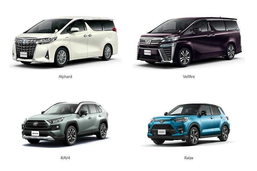 2 Toyota cars receive highest possible JNCAP safety ratings