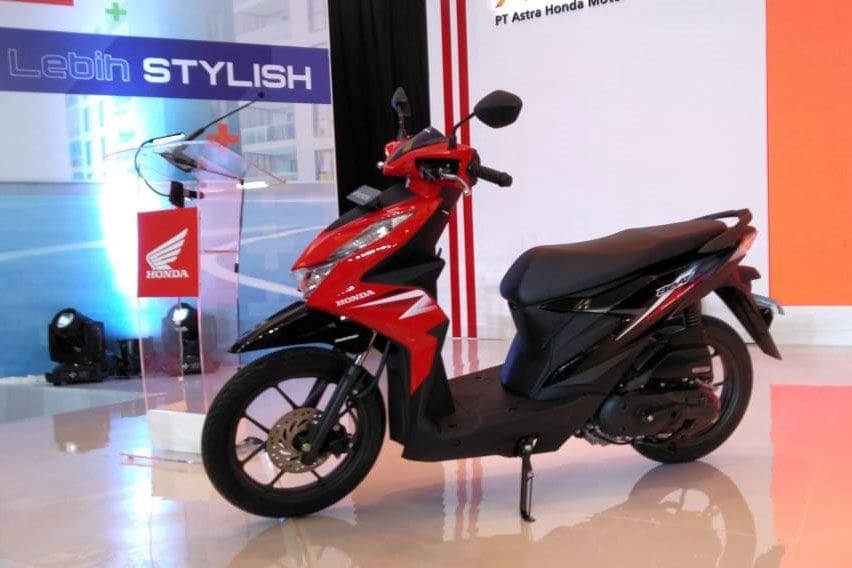 Daftar Harga Promo Spek Galeri Honda Beat Zigwheels Indonesia