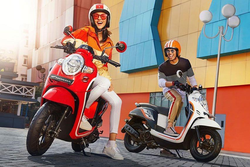 Honda Segera Rilis Motor Baru, Scoopy Berstruktur eSAF?