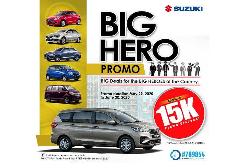 Suzuki Big hero