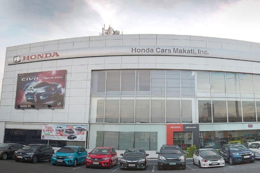 Honda Honda Makati