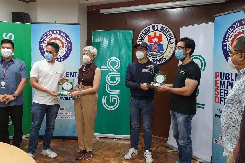 Grab Manila