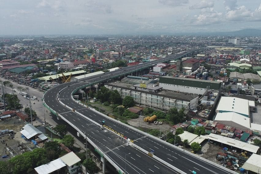 Nlex harbor link extension