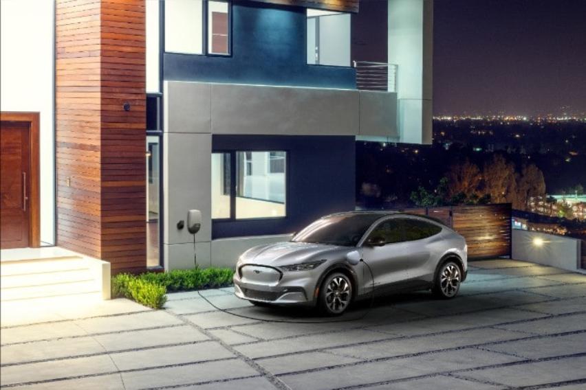250 kilowatt-hours of complimentary charging through FordPass Rewards