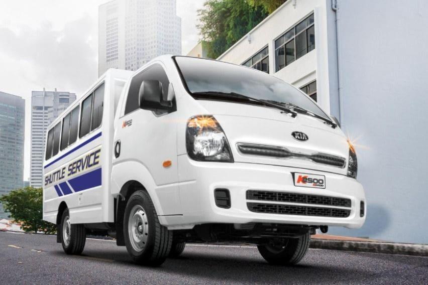 Kia PH says K2500 Karga can meet today's transport demands