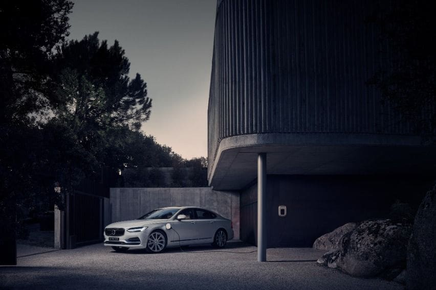Wallbox Volvo