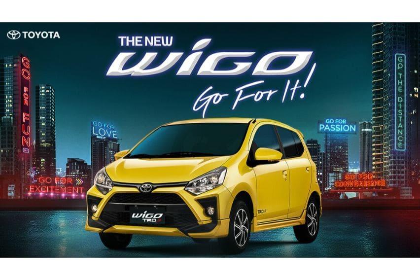 All New Toyota Wigo