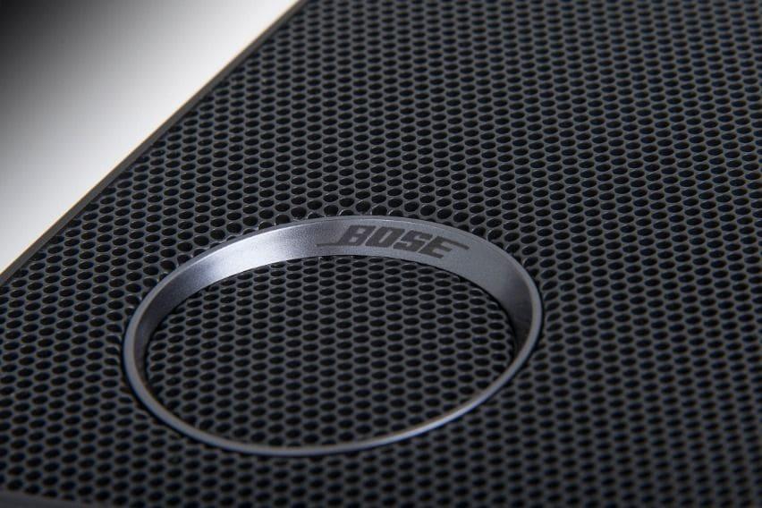 Mazda CX-9 Bose speakers