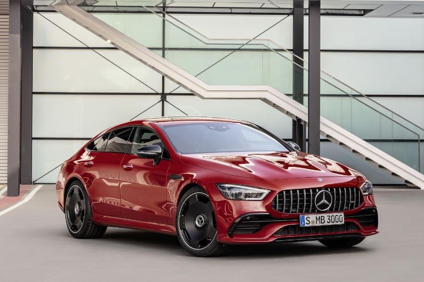 2020 Mercedes-AMG GT 4-Door Coupé model