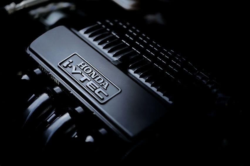 Honda Brio RS engine