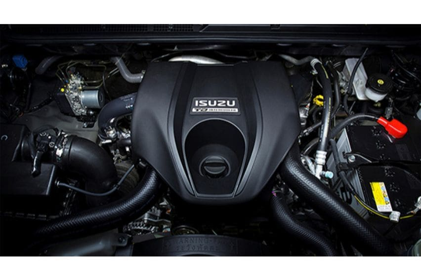 dmax engine