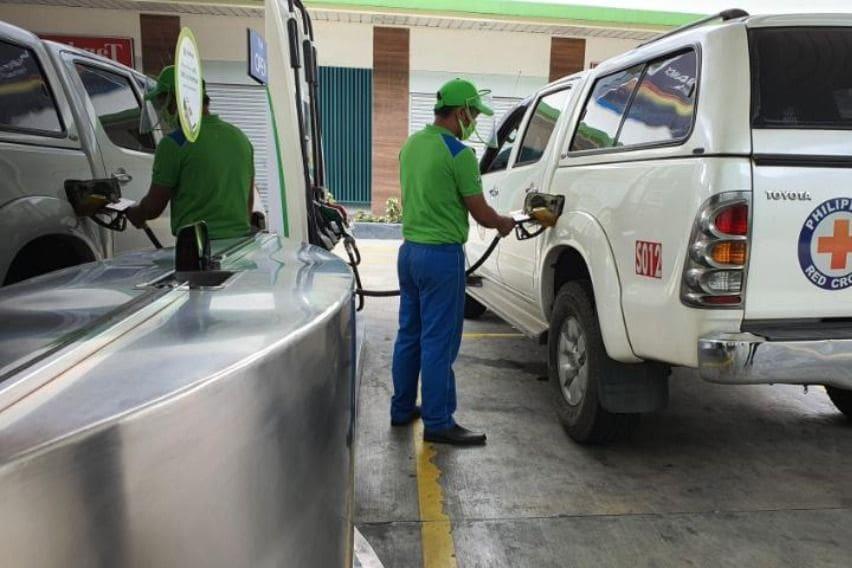 Cleanfuel pump