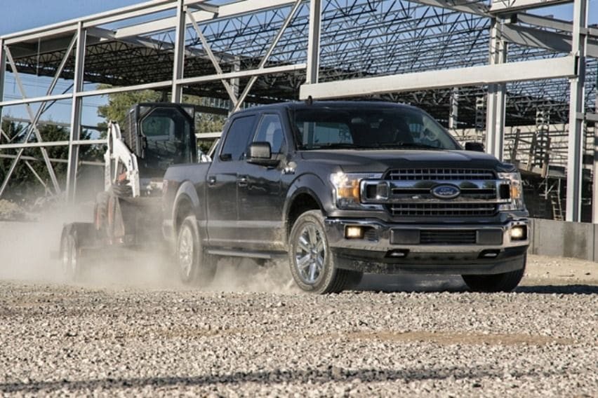 Ford F150 US