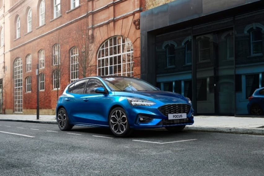 Ford Focus now comes with EcoBoost Hybrid powertrain
