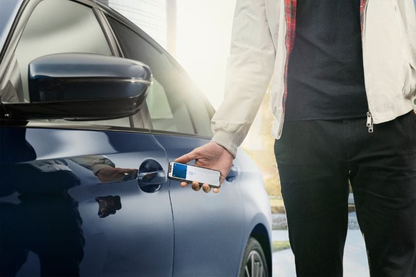 You can now unlock your BMW with an iPhone