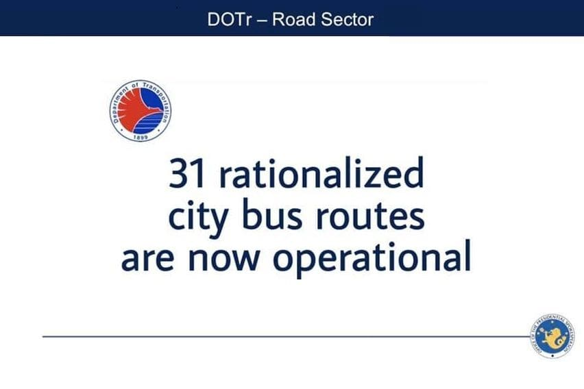 Number of NCR bus routes reach 31