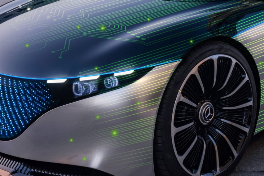 Mercedes-Benz, Nvidia to create software for next-gen cars