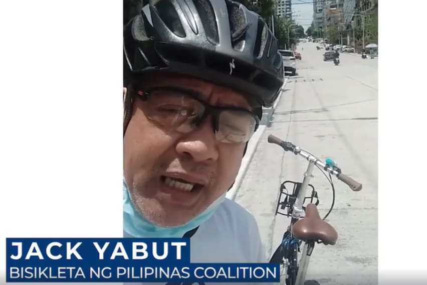Public supports the creation of bike lanes in EDSA