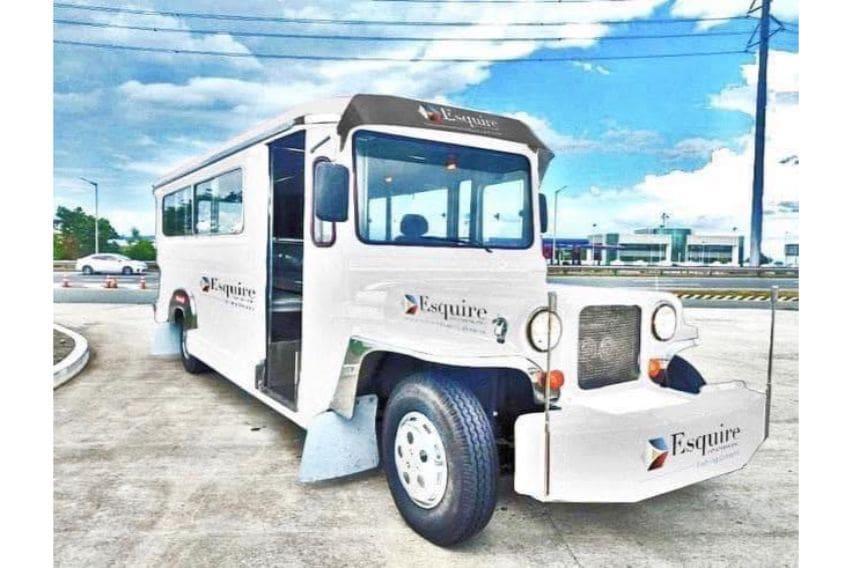 Modern Jeepney