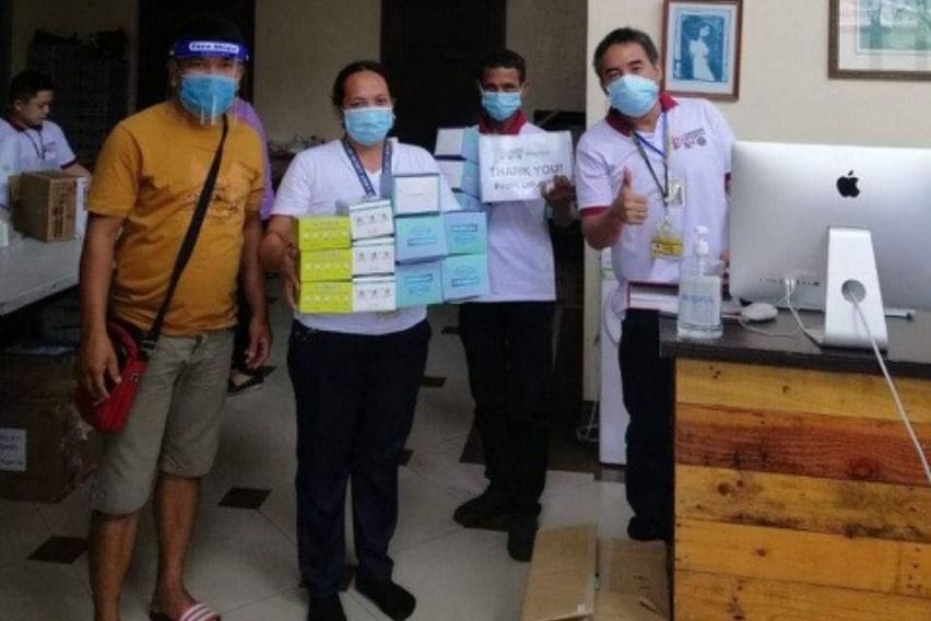 Petron PPE