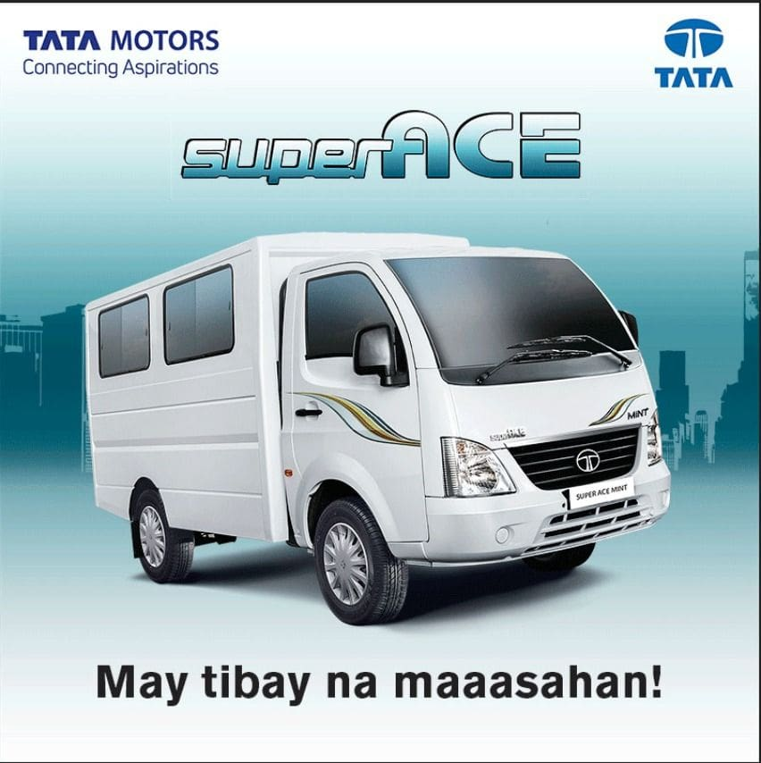 from Tata Super Ace