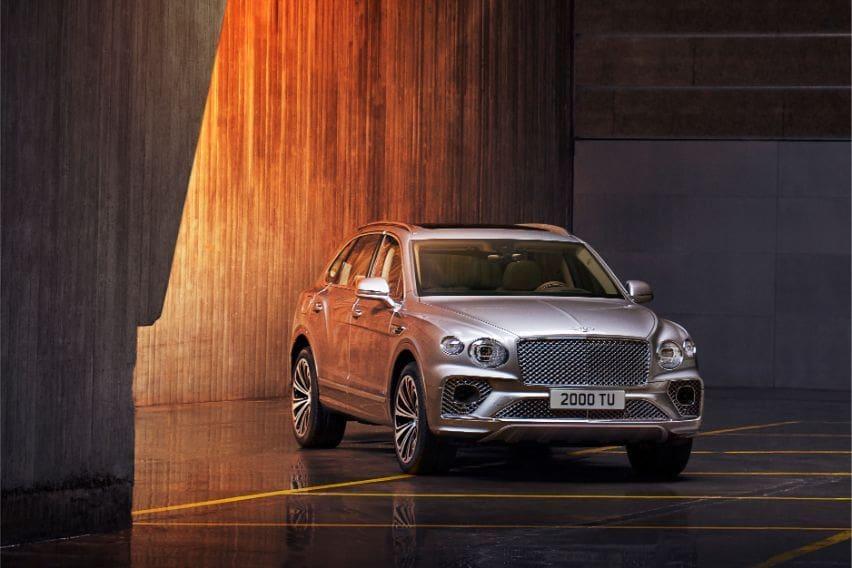 Bentley releases all-new 2021 Bentayga