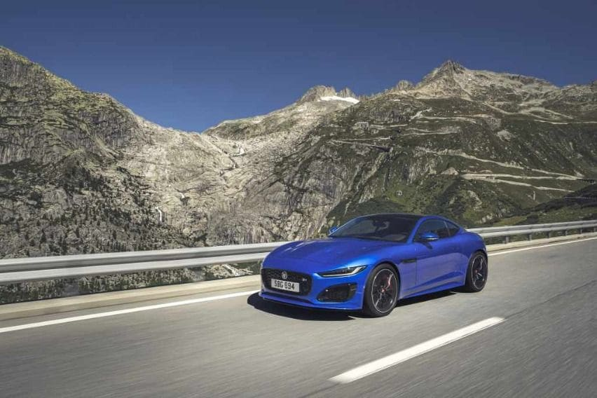 Jaguar F-type offered with P1.19 M discount