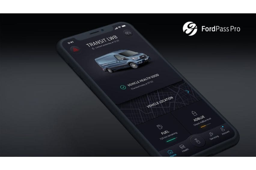 Ford Connected Services