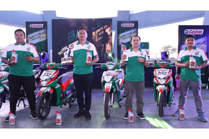 Castrol Partners for Life 2019