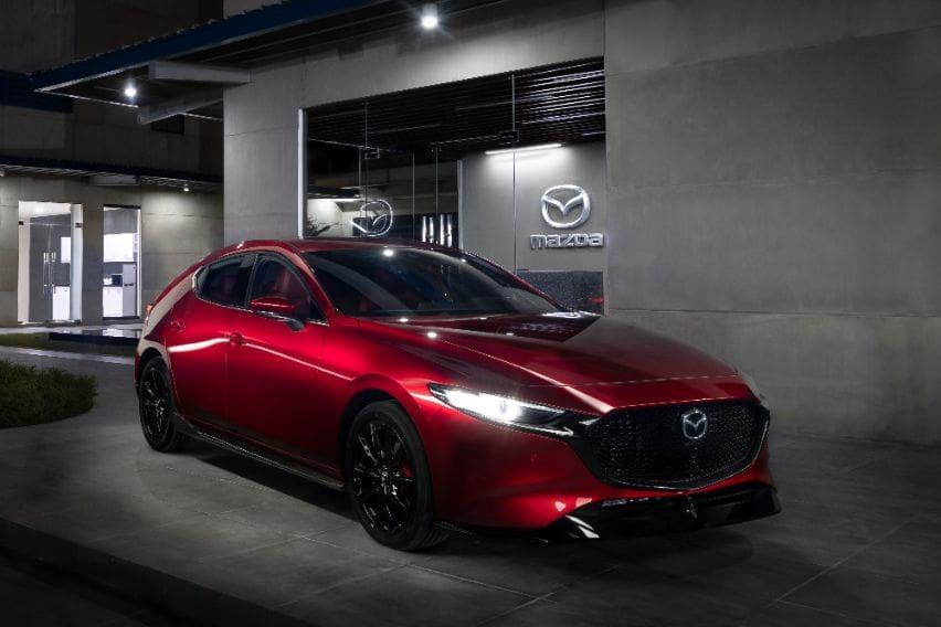 Mazda PH uncovers limited-run Mazda3 edition100