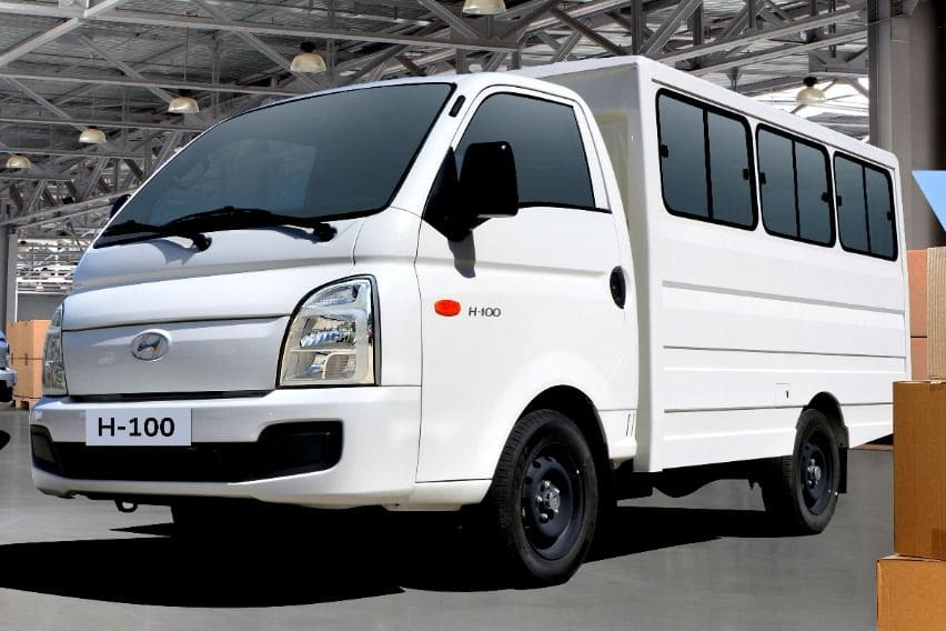 10 reasons why Hyundai H-100 is a heavyweight in its category