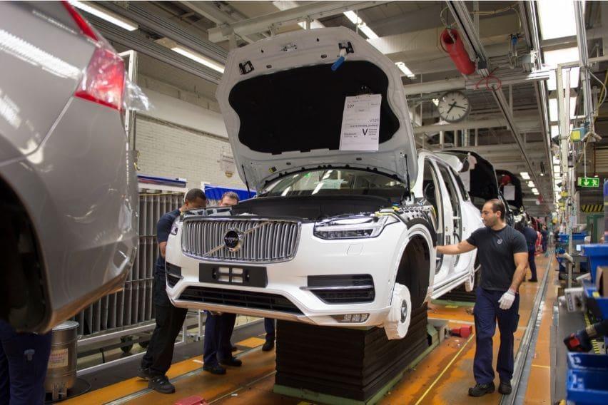 Volvo sales up 7.3% in June