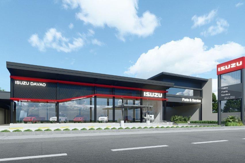 Isuzu PH breaks ground for Davao showroom renovation
