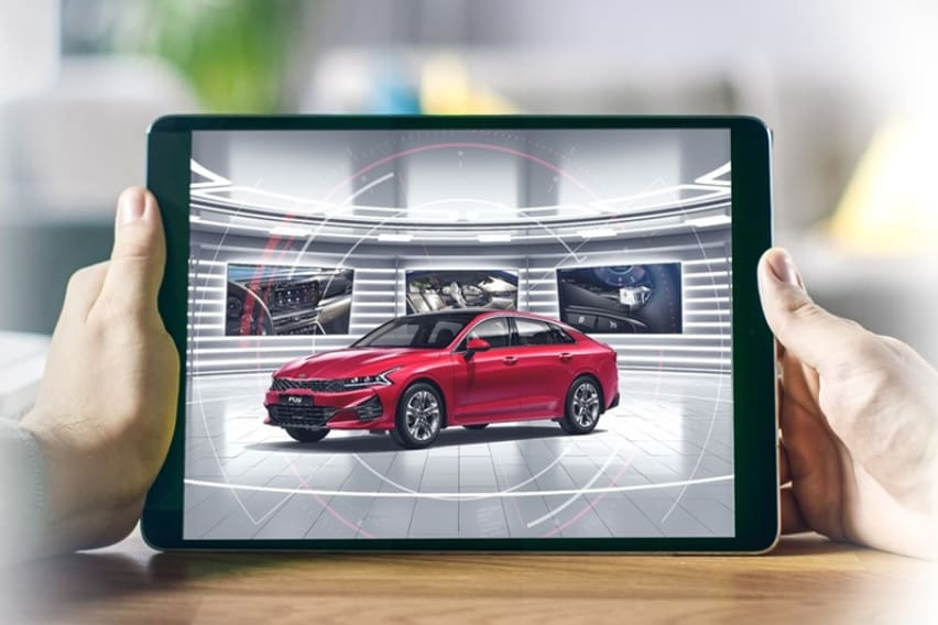 Kia's new 'Live Stream Showroom' lets you view cars virtually