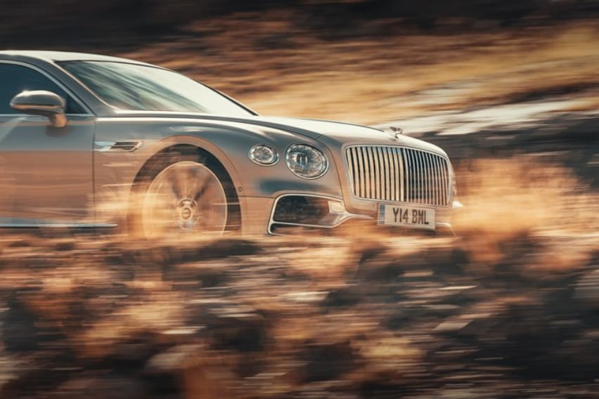 Bentley imbues Flying Spur with more customization options