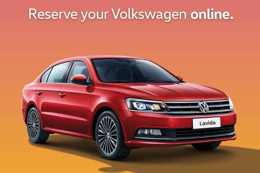 You can now buy a Volkswagen on Lazada