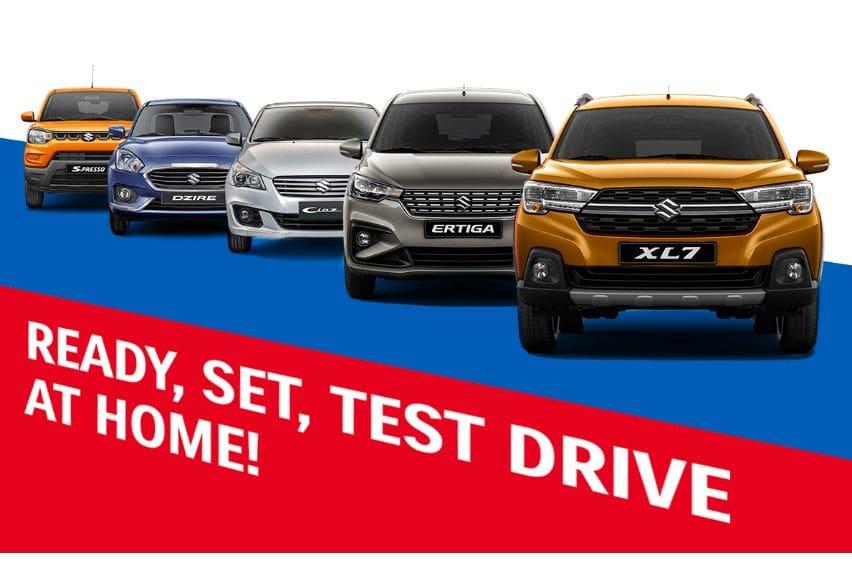 Shall We Home Test Drive