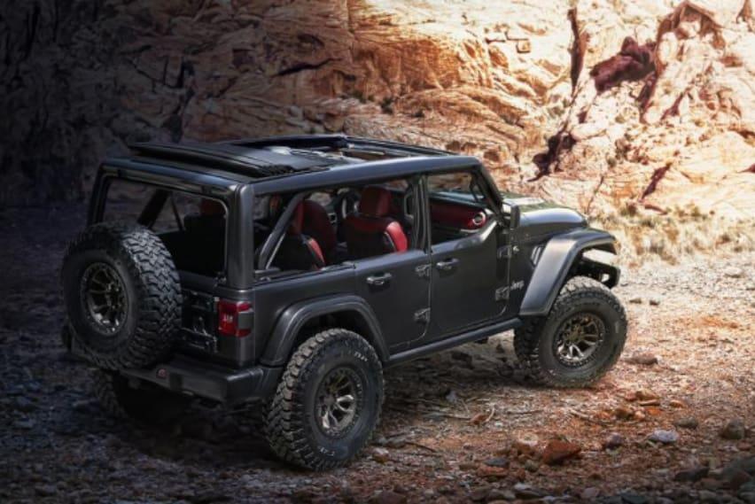 Jeep Wrangler Concept