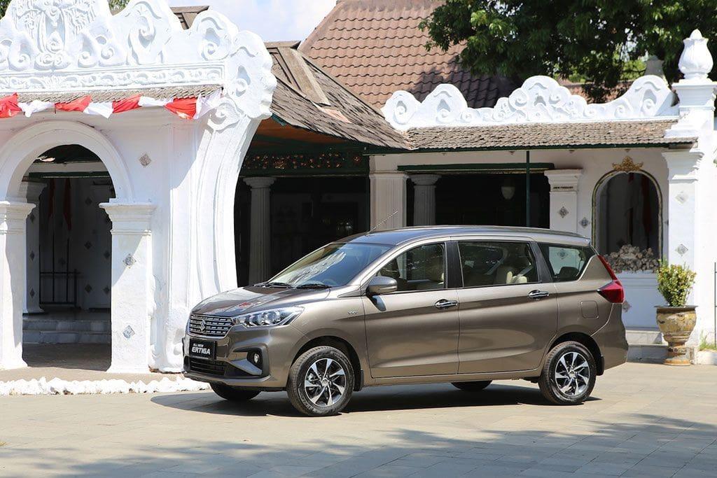 Suzuki All New Ertiga