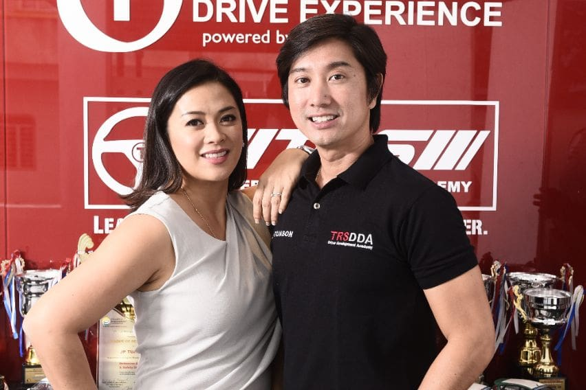 "Tuason Racing helps mold ""new norm"" in PH motorsports"