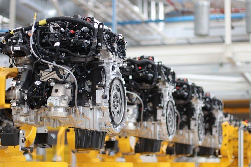 Jaguar Land Rover hits major engine production milestone