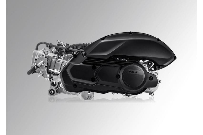 2020 Yamaha Nmax Indonesia