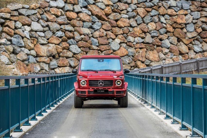 Meretas Sejarah Panjang SUV Mercedes-Benz