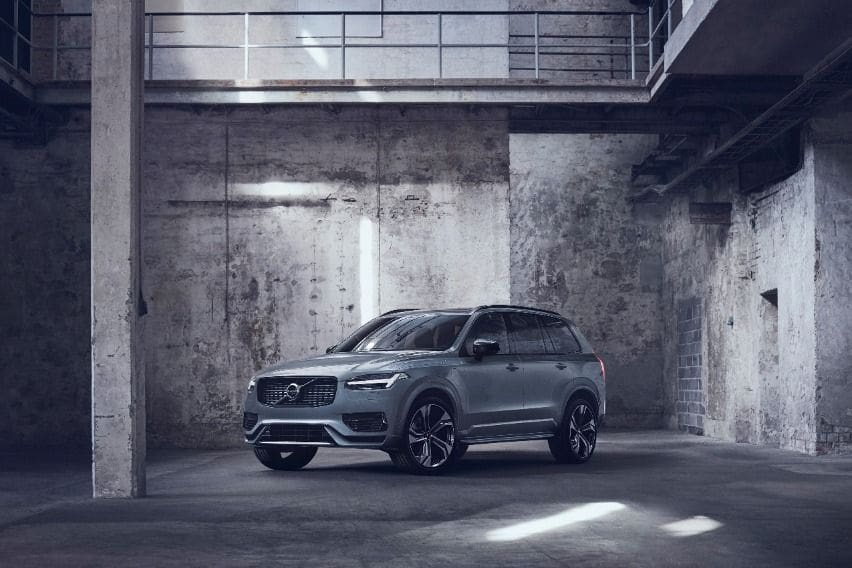 Volvo XC90 recharge plug-in