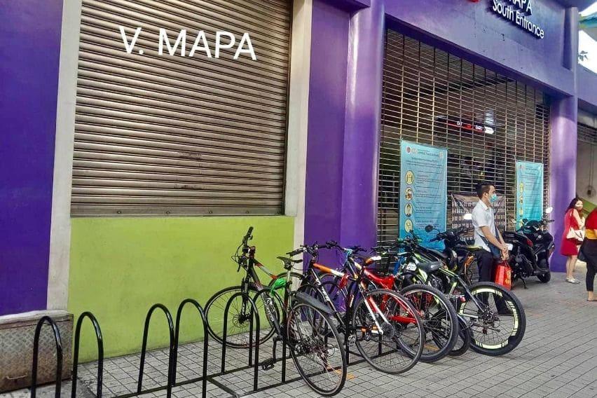 Bike Rack LRTA