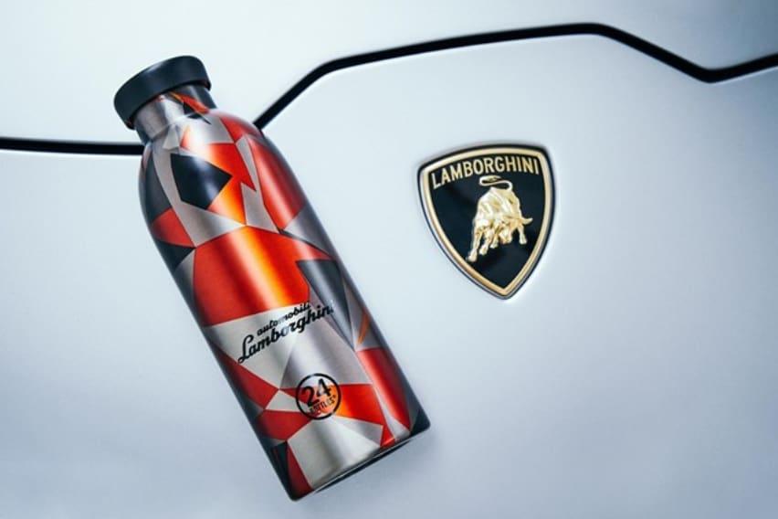 Lamborghini Bottle
