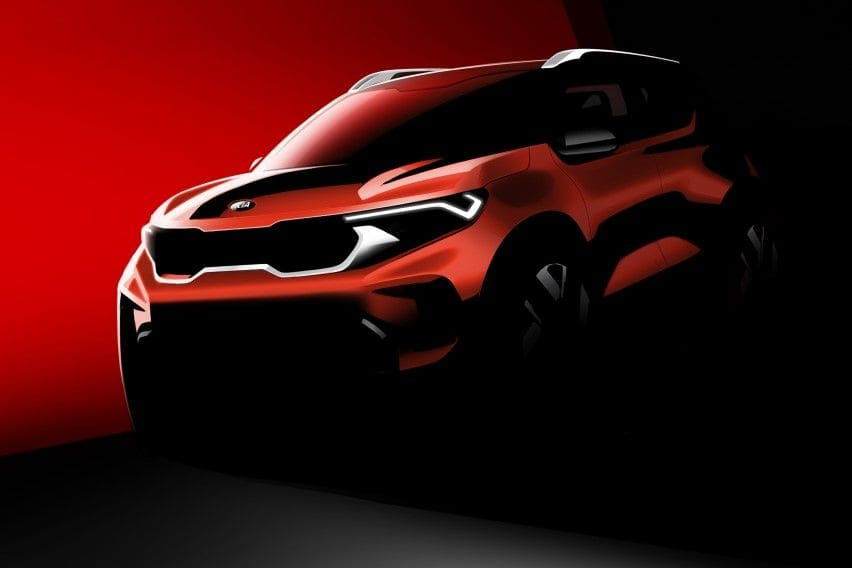 Kia adds another crossover to lineup with upcoming Sonet
